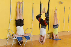 Yoga West Kopfstand