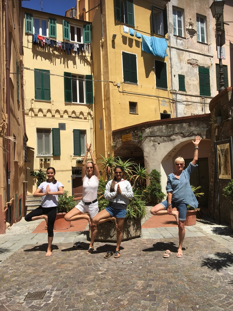 Yogaferien Italien